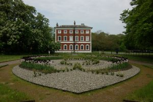 Parterre and Hall